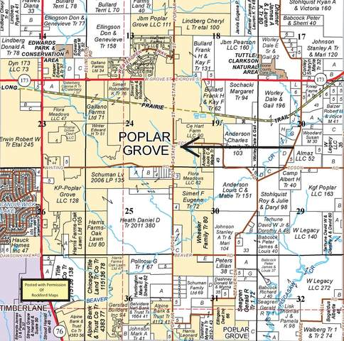 Lot 1 Edson Road, Poplar Grove, IL 61065 (MLS #11239782) :: The Wexler Group at Keller Williams Preferred Realty