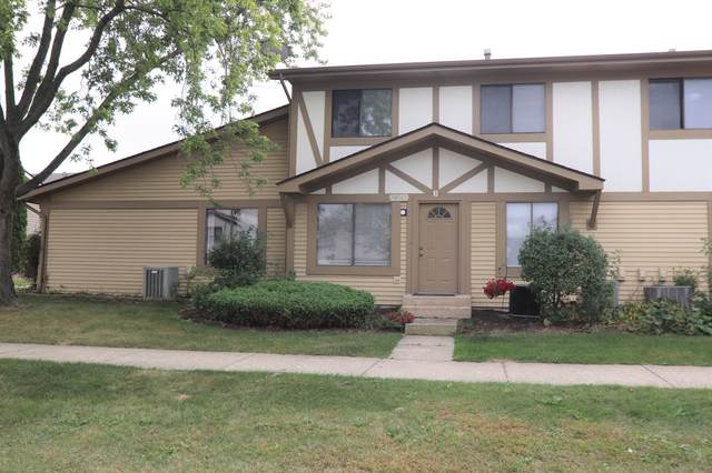 29W565 Winchester Circle S 68-3, Warrenville, IL 60555 (MLS #11239783) :: John Lyons Real Estate