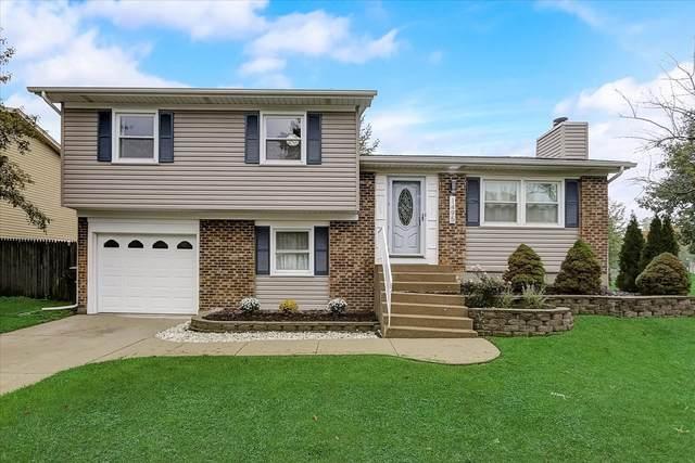 1495 Westbury Drive, Hoffman Estates, IL 60192 (MLS #11239815) :: John Lyons Real Estate