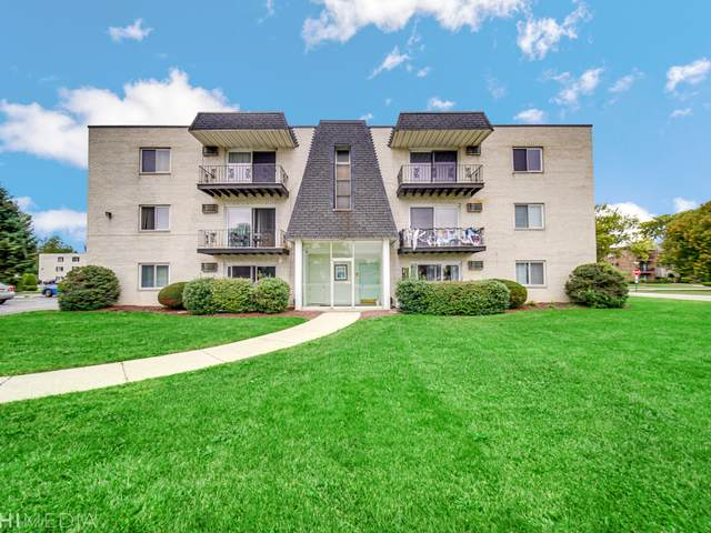 12817 Carriage Lane #4, Crestwood, IL 60418 (MLS #11239947) :: Littlefield Group