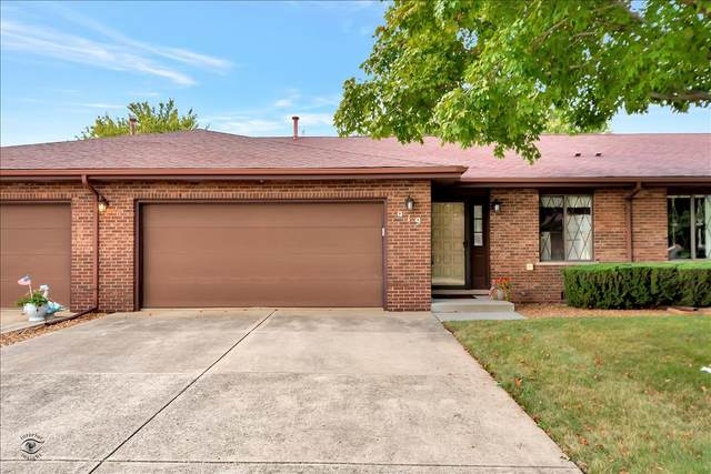 919 Shagbark Road #919, New Lenox, IL 60451 (MLS #11239993) :: John Lyons Real Estate