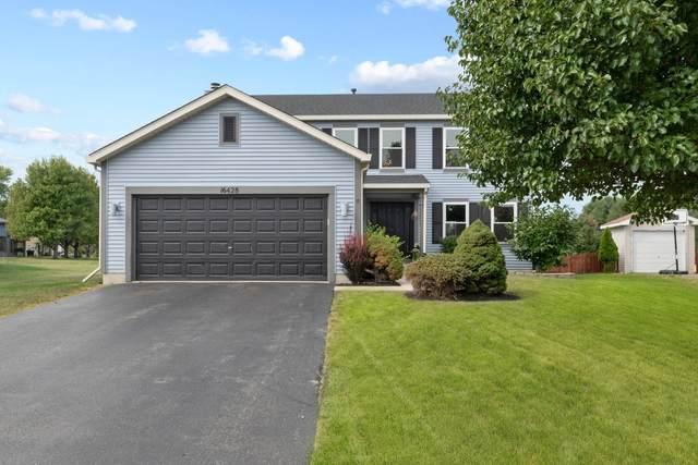 16428 Borio Drive, Crest Hill, IL 60403 (MLS #11240102) :: RE/MAX IMPACT