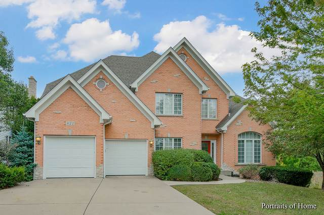 821 Megan Court, Westmont, IL 60559 (MLS #11240118) :: The Wexler Group at Keller Williams Preferred Realty