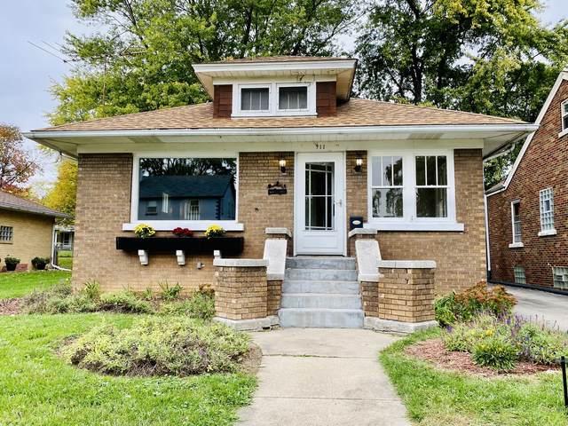 911 Haldeman Avenue, Joliet, IL 60436 (MLS #11240134) :: Ryan Dallas Real Estate
