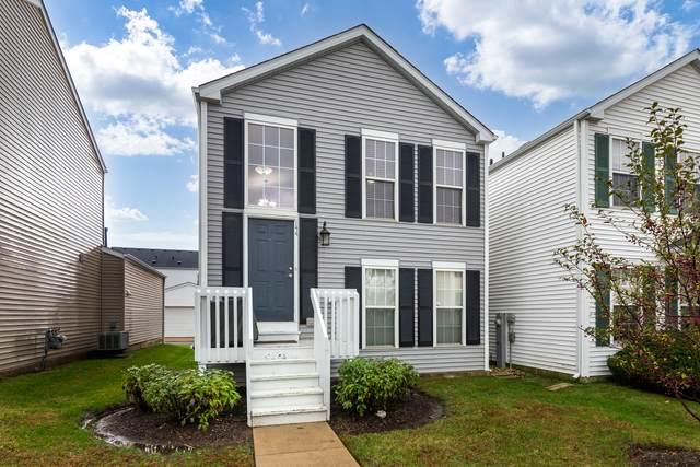 144 Presidential Boulevard #144, Oswego, IL 60543 (MLS #11240155) :: Jacqui Miller Homes