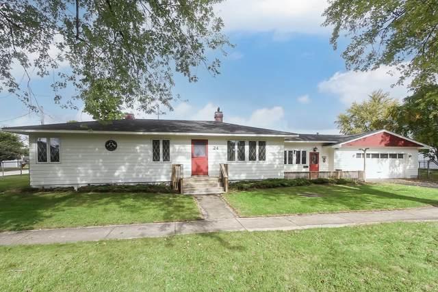 24 Matteson Street, Gilberts, IL 60136 (MLS #11240172) :: Littlefield Group