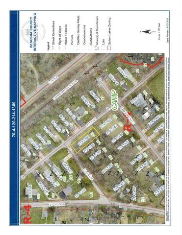 Lot143 271st Court, Trevor, WI 53179 (MLS #11240176) :: The Wexler Group at Keller Williams Preferred Realty