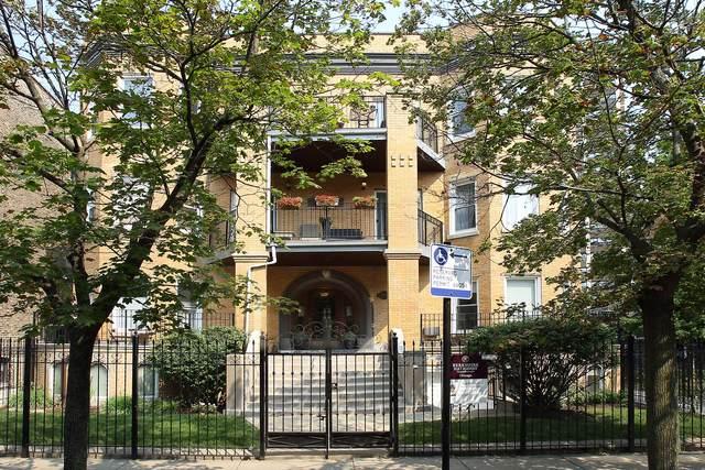832 W Belle Plaine Avenue G, Chicago, IL 60613 (MLS #11240200) :: Touchstone Group
