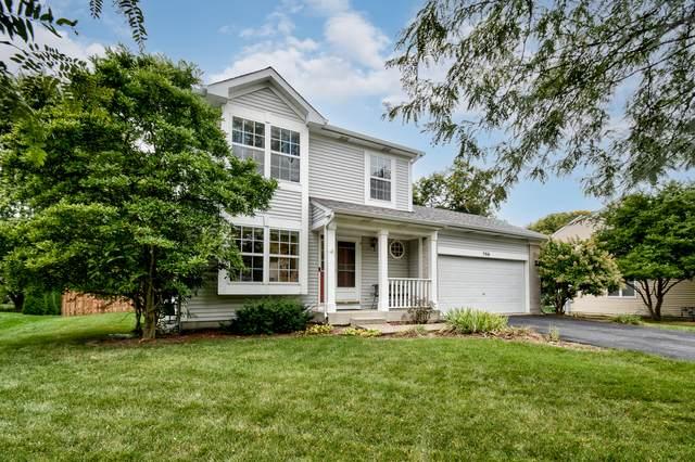 566 Waterford Drive, Oswego, IL 60543 (MLS #11240204) :: John Lyons Real Estate