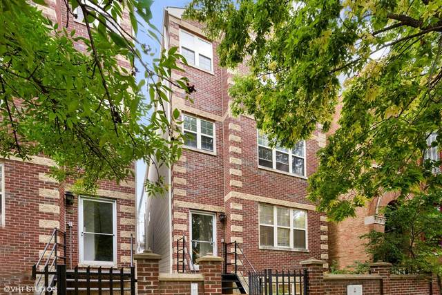 2710 W Haddon Avenue #1, Chicago, IL 60622 (MLS #11240253) :: Carolyn and Hillary Homes