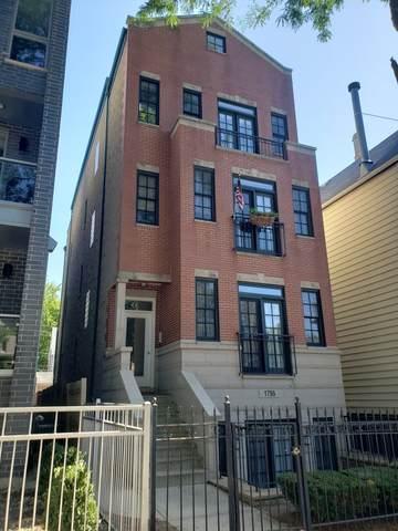 1755 W Roscoe Street #1, Chicago, IL 60657 (MLS #11240291) :: Touchstone Group