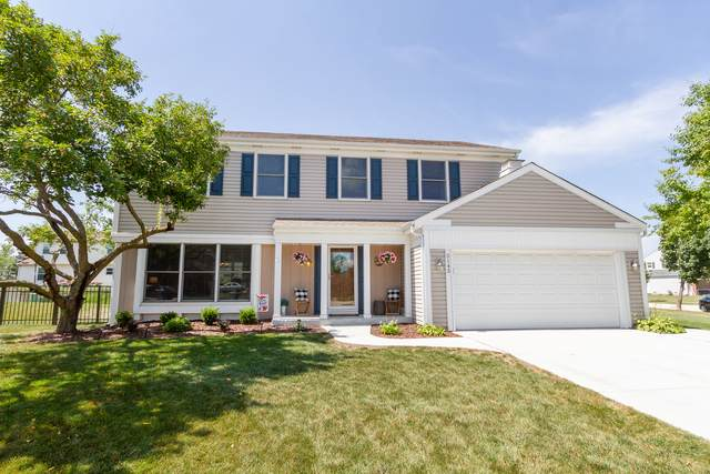 2143 Tiffany Drive, Schaumburg, IL 60194 (MLS #11240326) :: The Wexler Group at Keller Williams Preferred Realty