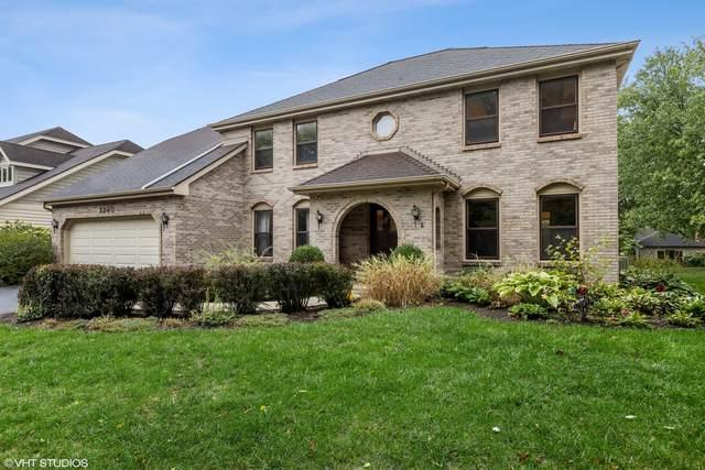2240 University Drive, Naperville, IL 60565 (MLS #11240327) :: Helen Oliveri Real Estate