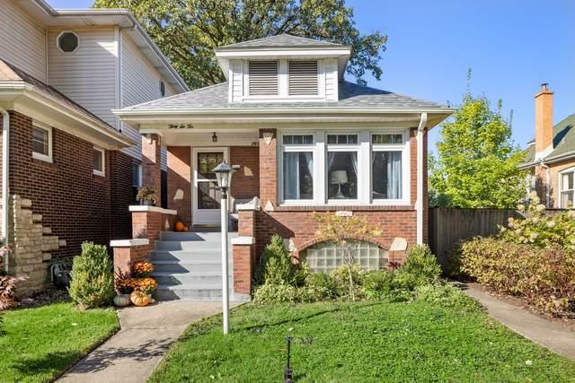 3610 Woodside Avenue, Brookfield, IL 60513 (MLS #11240350) :: John Lyons Real Estate