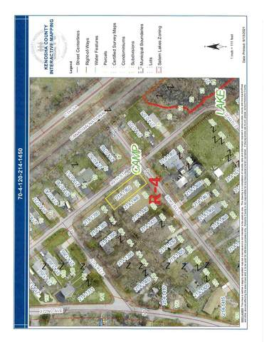 Lot161 271st Avenue, Trevor, WI 53179 (MLS #11240366) :: The Wexler Group at Keller Williams Preferred Realty