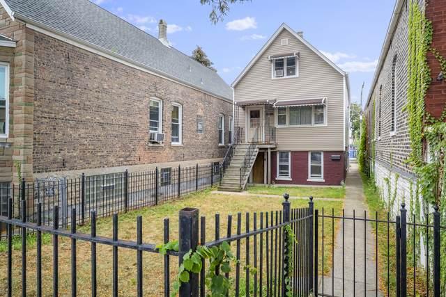 3609 S Damen Avenue, Chicago, IL 60609 (MLS #11240387) :: John Lyons Real Estate