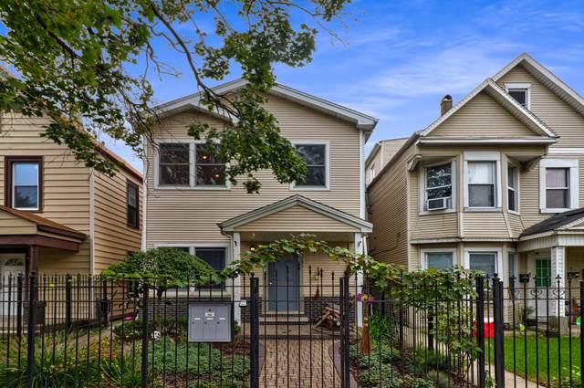 3705 W Palmer Street #2, Chicago, IL 60647 (MLS #11240443) :: Touchstone Group