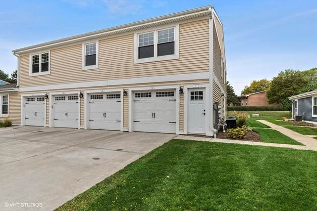 316 Farmingdale Circle #304, Vernon Hills, IL 60061 (MLS #11240479) :: The Wexler Group at Keller Williams Preferred Realty