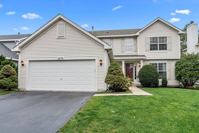 2274 Stacy Circle, Montgomery, IL 60538 (MLS #11240481) :: John Lyons Real Estate