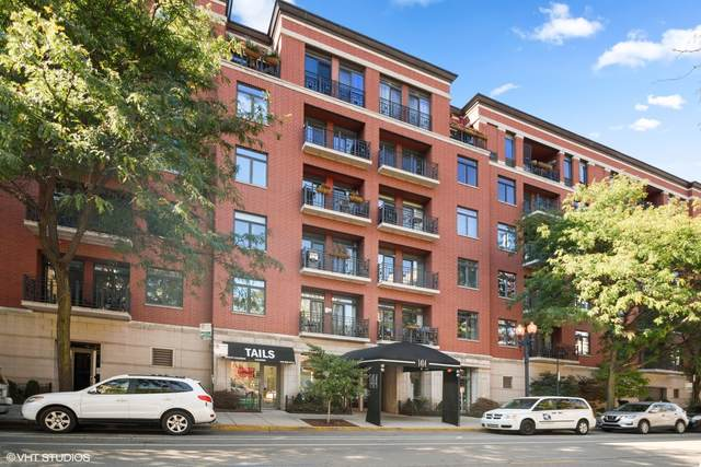 1414 N Wells Street #201, Chicago, IL 60610 (MLS #11240490) :: Touchstone Group