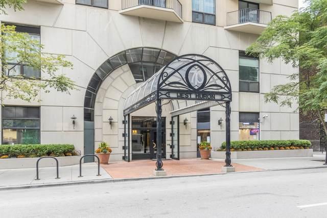 70 W Huron Street #1207, Chicago, IL 60654 (MLS #11240549) :: Touchstone Group