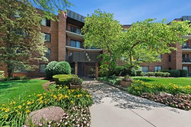 950 E Wilmette Road #316, Palatine, IL 60074 (MLS #11240551) :: John Lyons Real Estate