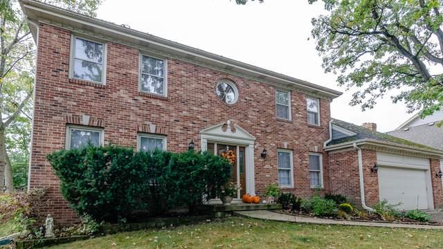 1360 Yorkshire Lane, Carol Stream, IL 60188 (MLS #11240587) :: John Lyons Real Estate