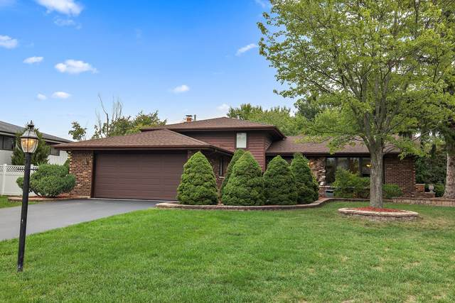 9s555 Allison Court, Willowbrook, IL 60527 (MLS #11240648) :: The Wexler Group at Keller Williams Preferred Realty