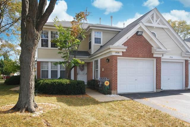 1928 Quaker Hollow Lane, Streamwood, IL 60107 (MLS #11240652) :: John Lyons Real Estate
