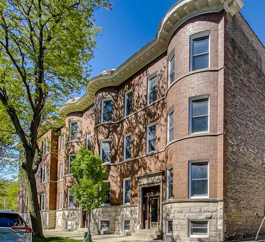 2612 N Whipple Street #2, Chicago, IL 60647 (MLS #11240726) :: Touchstone Group