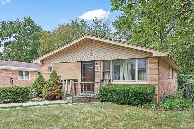 11114 S Normandy Avenue, Worth, IL 60482 (MLS #11240825) :: John Lyons Real Estate