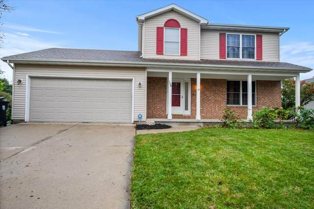 108 N Blair Drive, Normal, IL 61761 (MLS #11240837) :: John Lyons Real Estate