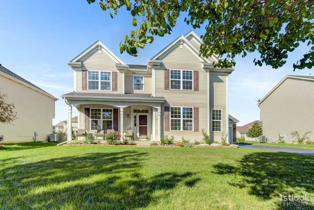 404 Cotoneaster Court, Oswego, IL 60543 (MLS #11240843) :: Jacqui Miller Homes