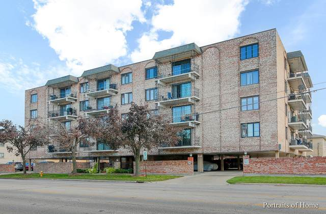 7525 W Lawrence Avenue #201, Harwood Heights, IL 60706 (MLS #11240862) :: The Wexler Group at Keller Williams Preferred Realty