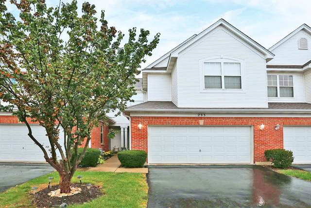 233 Bay Drive, Itasca, IL 60143 (MLS #11240868) :: John Lyons Real Estate