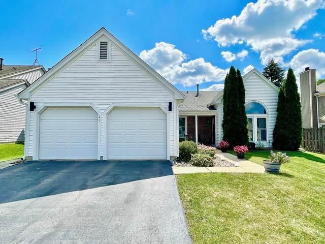 43 Fillmore Lane, Streamwood, IL 60107 (MLS #11241049) :: John Lyons Real Estate