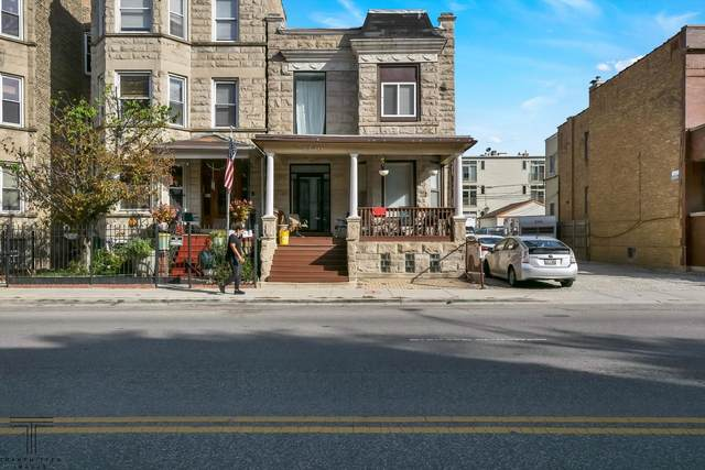 1446 W Irving Park Road, Chicago, IL 60613 (MLS #11241131) :: Touchstone Group