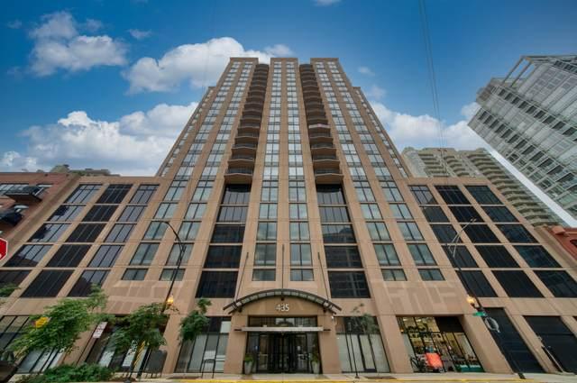435 W Erie Street #1403, Chicago, IL 60654 (MLS #11241161) :: Touchstone Group
