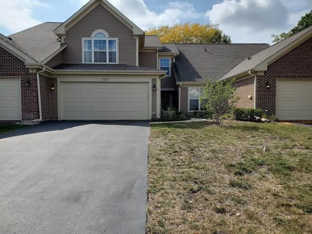 737 Clover Hill Court, Elk Grove Village, IL 60007 (MLS #11241172) :: Littlefield Group
