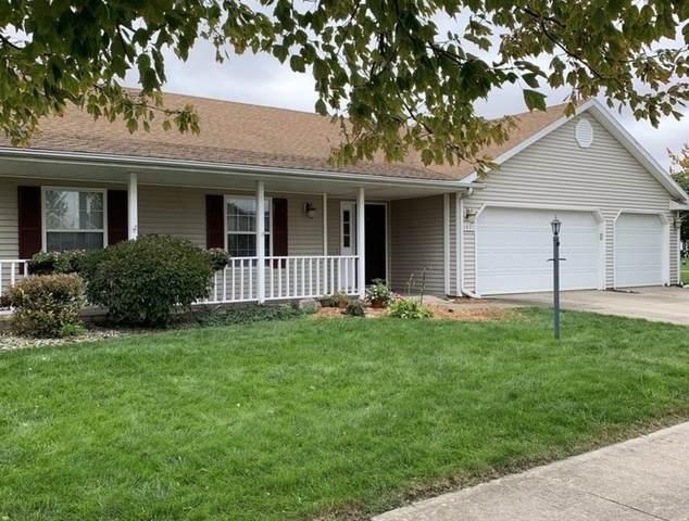 1401 Casselbury Lane, Champaign, IL 61822 (MLS #11241173) :: Ryan Dallas Real Estate