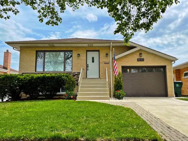 8033 N Ozark Avenue, Niles, IL 60714 (MLS #11241209) :: Littlefield Group