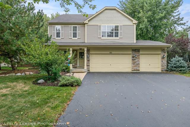 583 Sumac Drive, Aurora, IL 60506 (MLS #11241286) :: John Lyons Real Estate