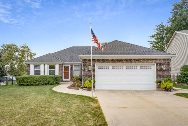 912 Long Meadow Drive, Schaumburg, IL 60193 (MLS #11241289) :: John Lyons Real Estate
