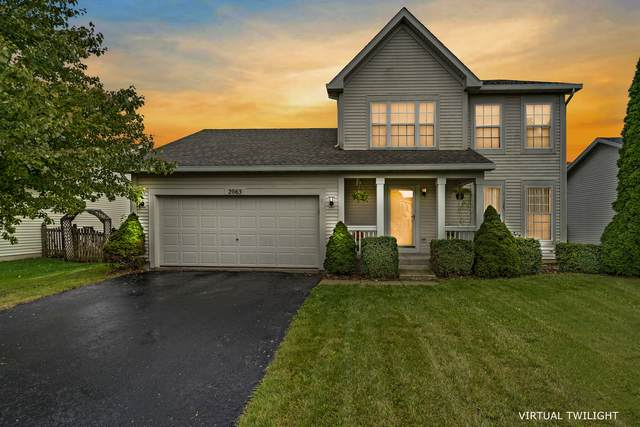 2063 Wedgewood Circle, Romeoville, IL 60446 (MLS #11241371) :: Suburban Life Realty