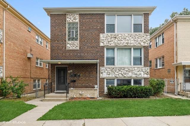 2844 Auxplaines Street, River Grove, IL 60171 (MLS #11241436) :: The Wexler Group at Keller Williams Preferred Realty