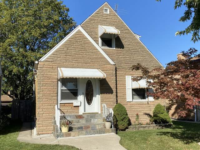 2638 West Street, River Grove, IL 60171 (MLS #11241452) :: The Wexler Group at Keller Williams Preferred Realty