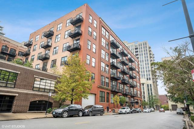 521 W Superior Street #629, Chicago, IL 60654 (MLS #11241486) :: The Wexler Group at Keller Williams Preferred Realty