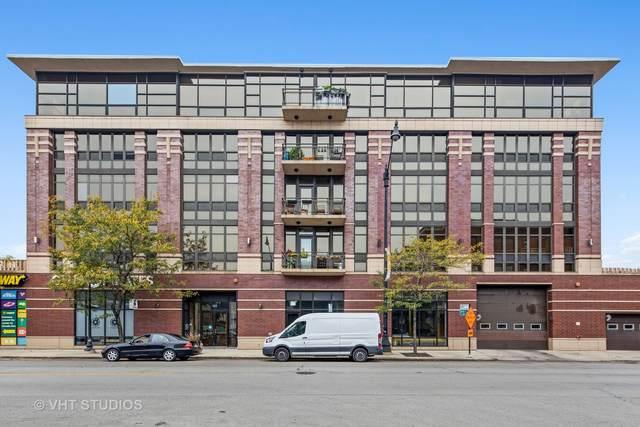 4020 N Damen Avenue #407, Chicago, IL 60618 (MLS #11241503) :: Touchstone Group