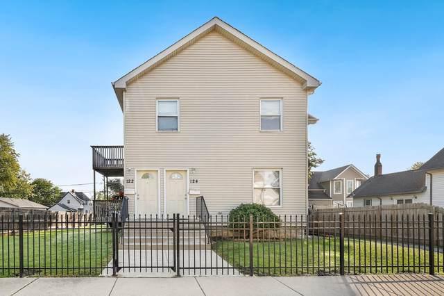 122 Pleasant Street, Joliet, IL 60436 (MLS #11241528) :: Littlefield Group