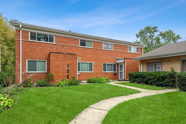 221 Dodge Avenue A, Evanston, IL 60202 (MLS #11241563) :: Rossi and Taylor Realty Group
